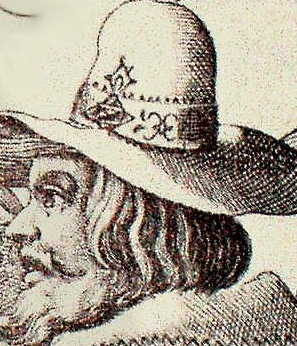 Robert Catesby - leader of the Gunpowder plot, son of Anne Throckmorton of Coughton Courthis mother was