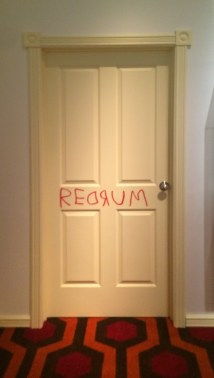 Redrum The Shining Hotel