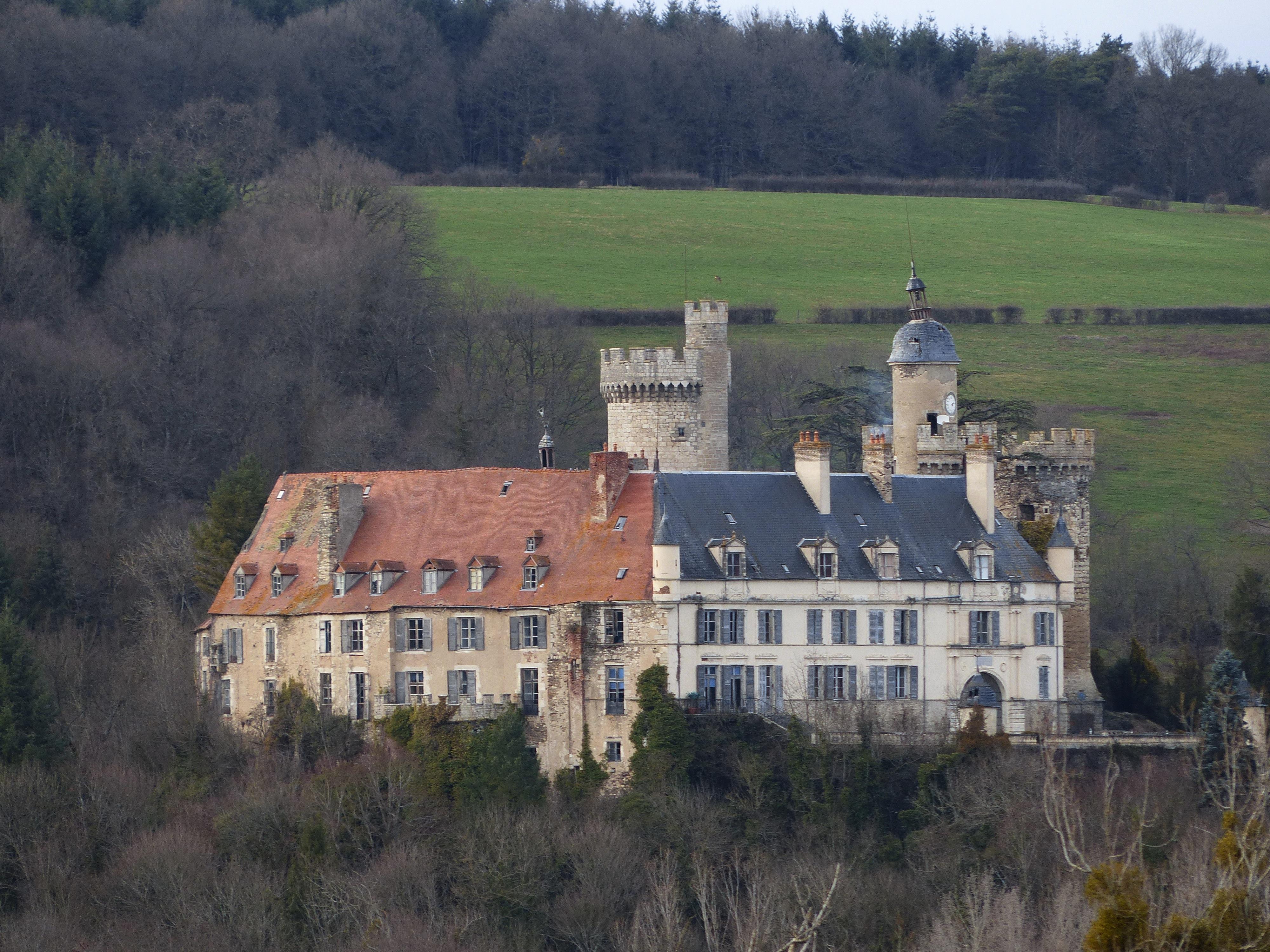 Chateau De Veauce Wikipedia