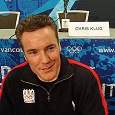 US parallel giant slalom snowboarder Chris Klu...