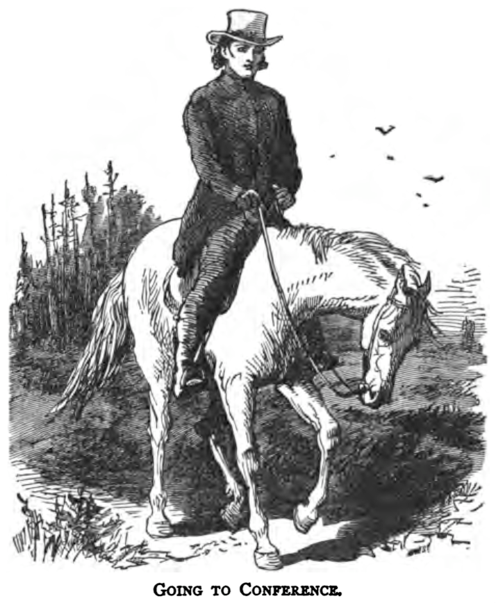 A Methodist Circuit Rider