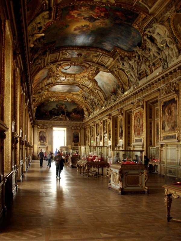 File Louvre Museum 1 - Paris November Wikimedia