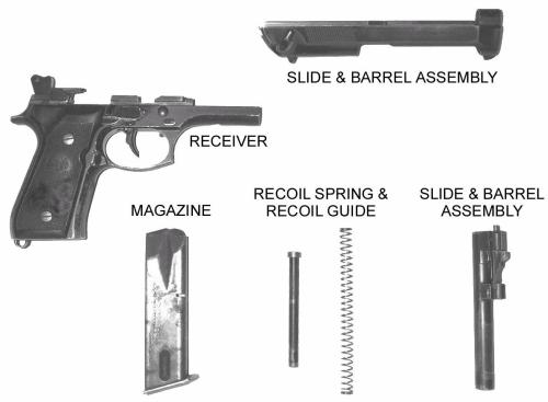 small resolution of pistol