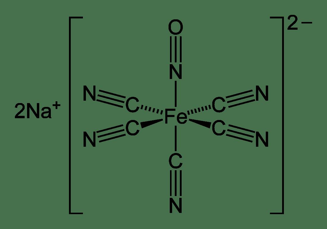 sodium oxide ionic bonding diagram 2008 dodge nitro engine nitroprusside wikipedia