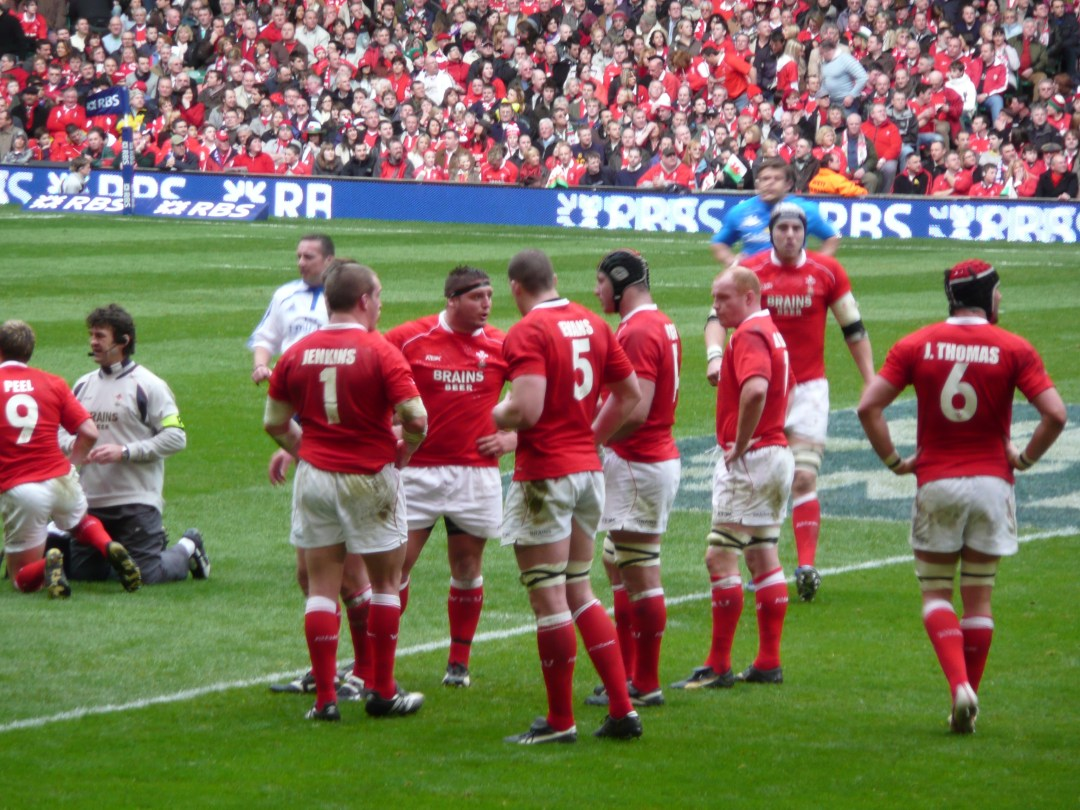 at millennium stadium, cardiff, wales Six Nations