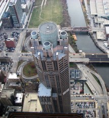 File 311 South Wacker Drive Chicago Il Top Of