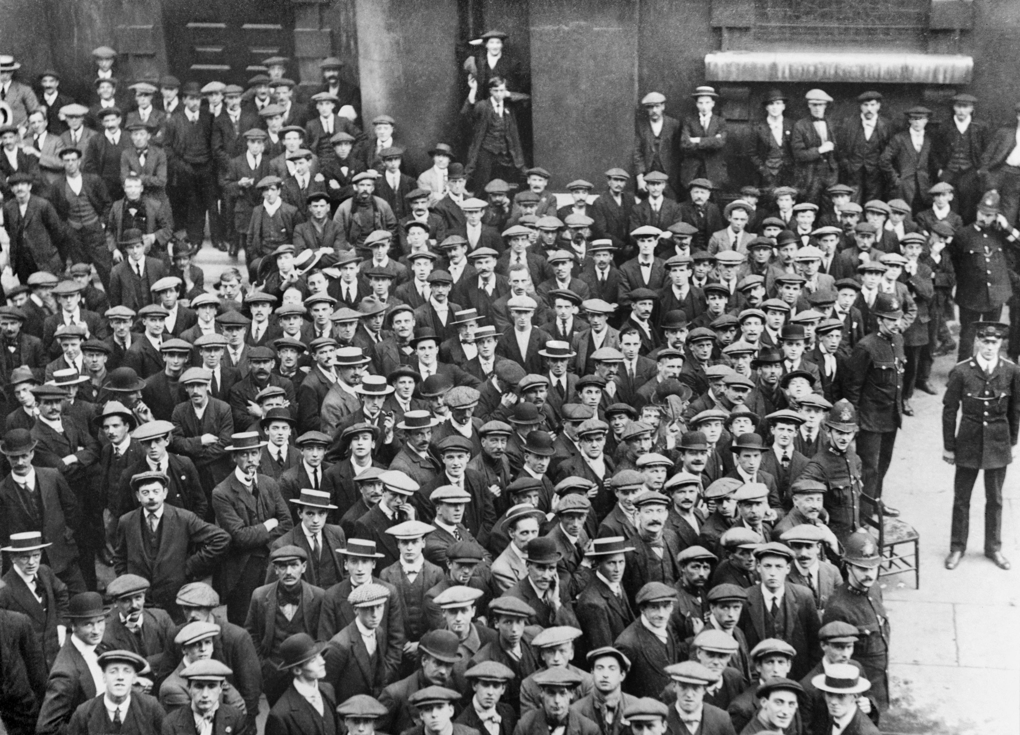 Filebritish Recruits August 1914 Q53234jpg Wikimedia