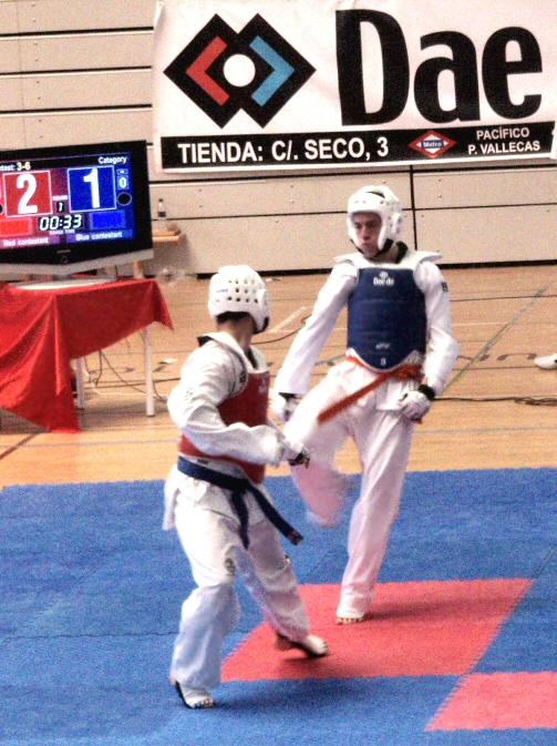 Taekwondo in Spain