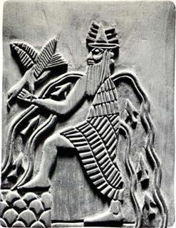 Resultado de imagen de Enki padre de Marduk