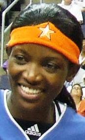 DeLisha Milton Jones Wikidata
