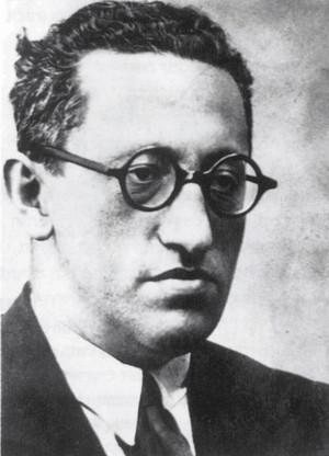 Haim Arlozorov עברית: חיים ארלוזורוב