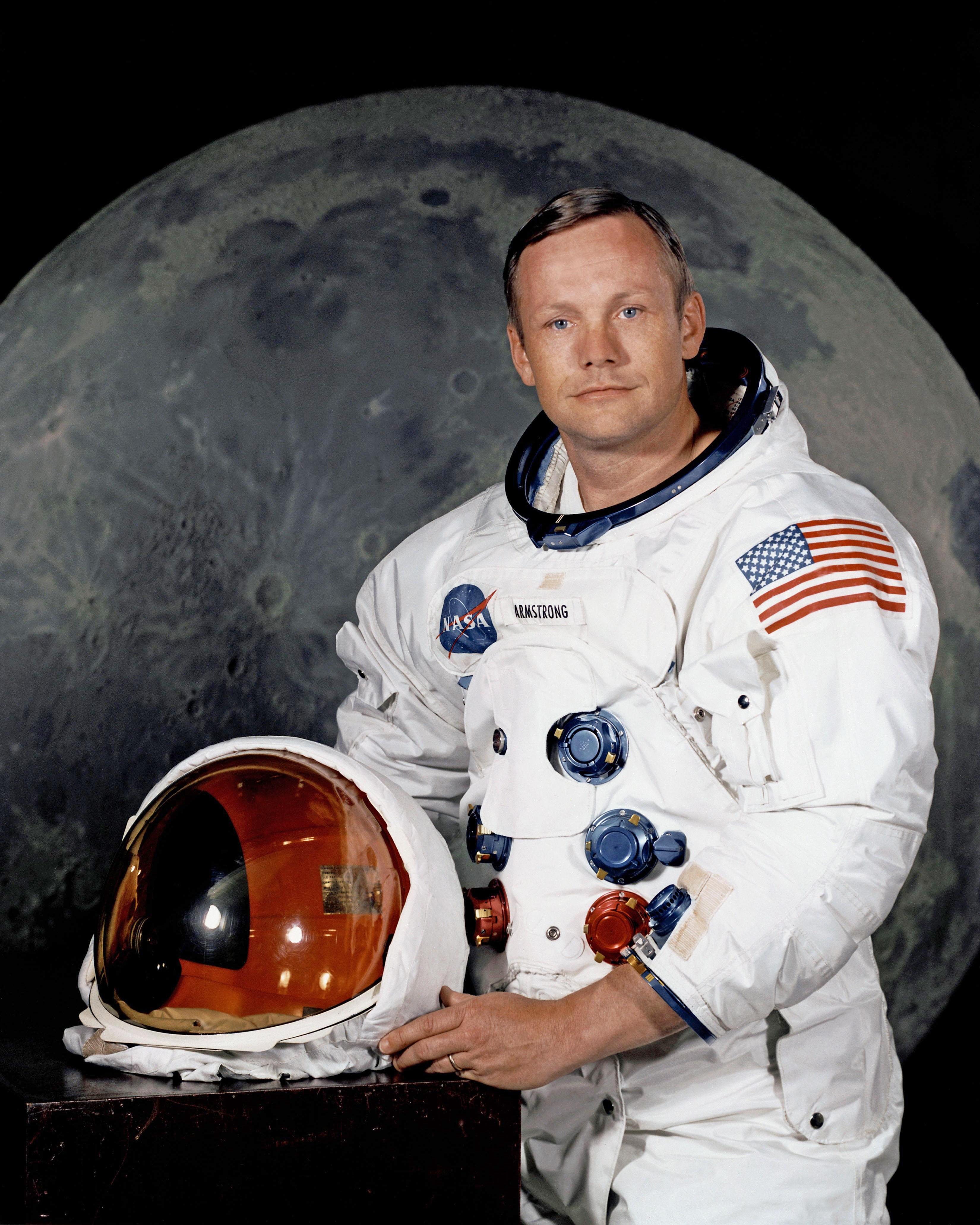 प्रथम चन्द्रयात्री नील आर्मस्ट्रांग