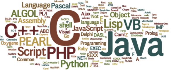 """Programming in a """"foreign"""" language 