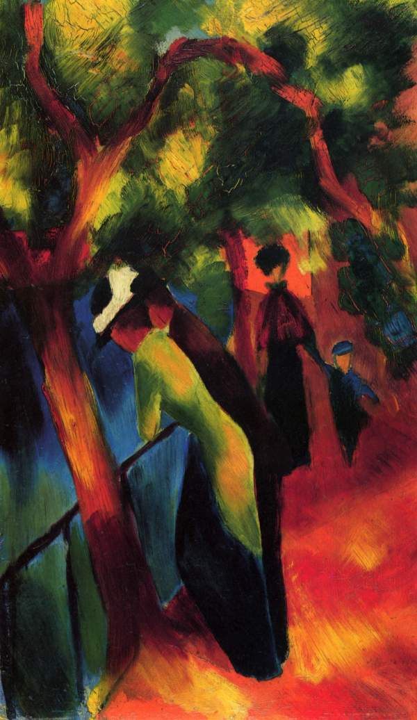 File August Macke - Wikimedia Commons