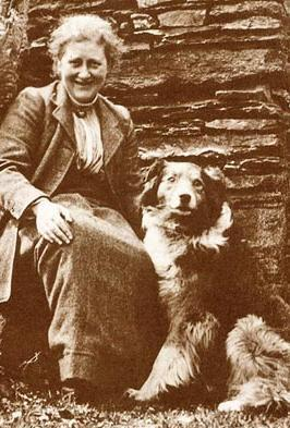 Photo of British writer and illustrator, Beatr...
