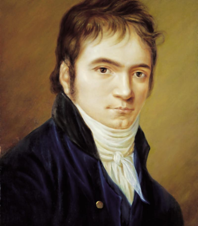 Beethoven in 1803