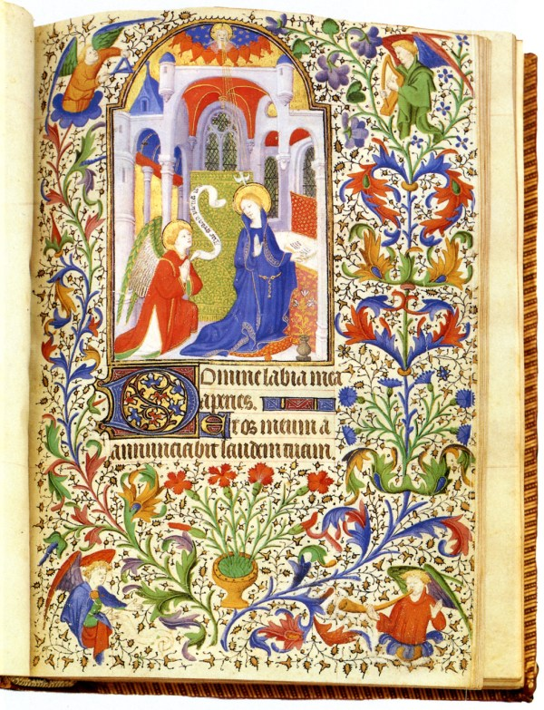 Book Of Hours - Wikipedia