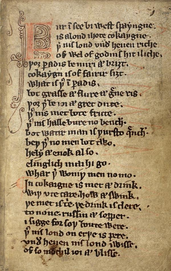Irish Love Poems
