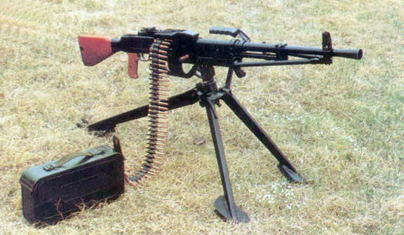 Type 67 machine gun Wikipedia