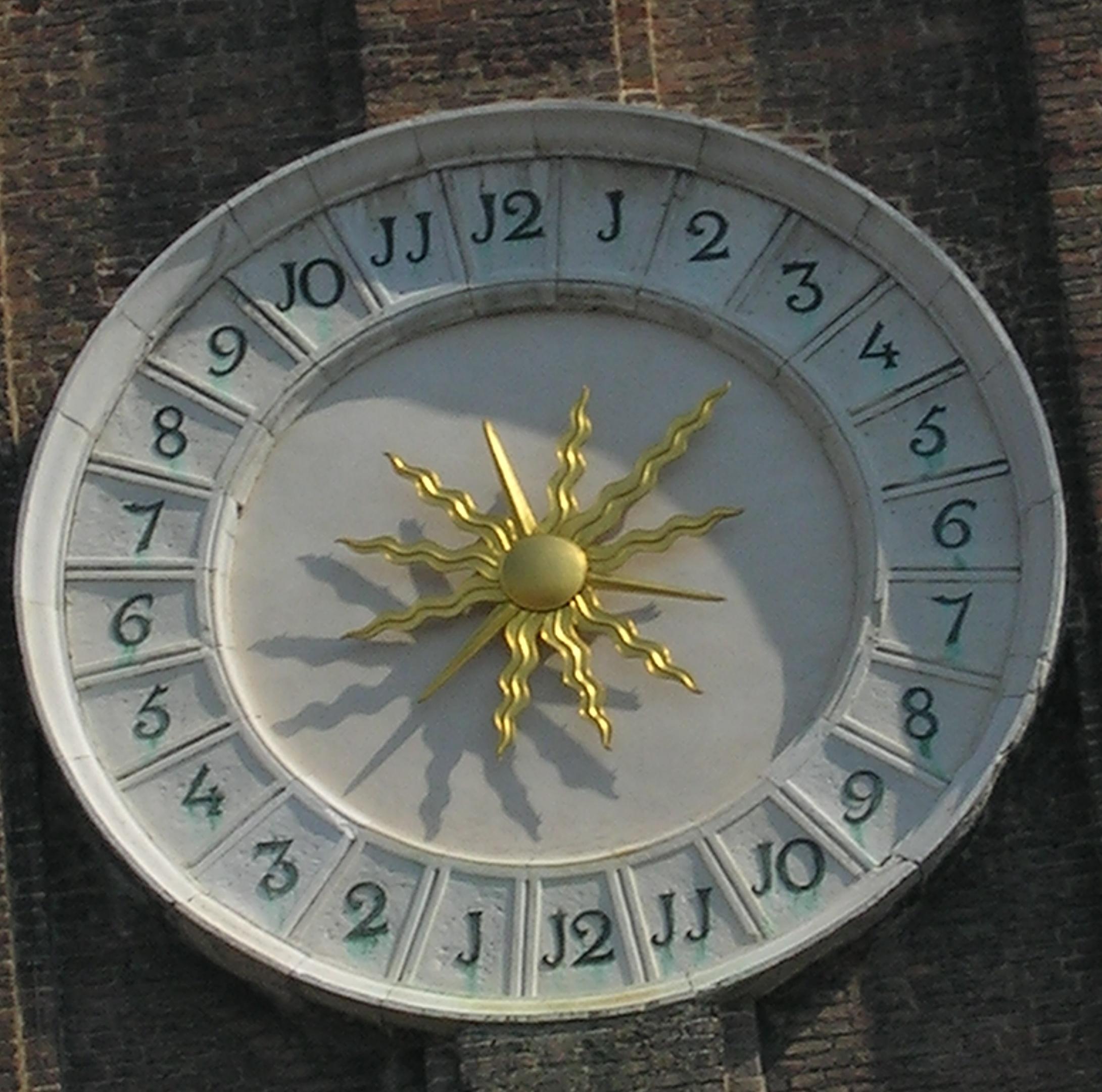 File Clock 24 J