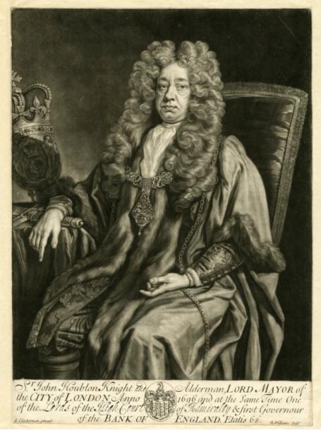 Photo of John Houblon