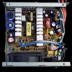 Atx 450w Smps Circuit Diagram Mitsubishi Lancer Stereo Wiring Pc Switching Power Supply