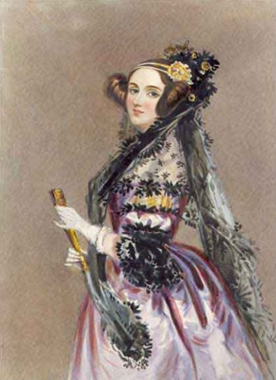 Ada Lovelace: 1815-1852