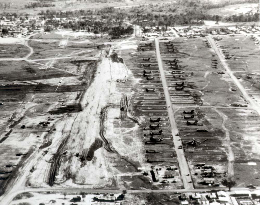 1965 Infantry Division Vietnam 1st