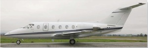 Beechjet Private Jet