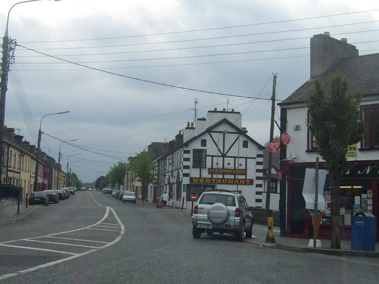 Charlestown Irland Wikipedia
