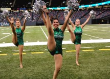 Tulane University Dance Team