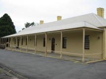 File Field Officers Quarters Anglesea