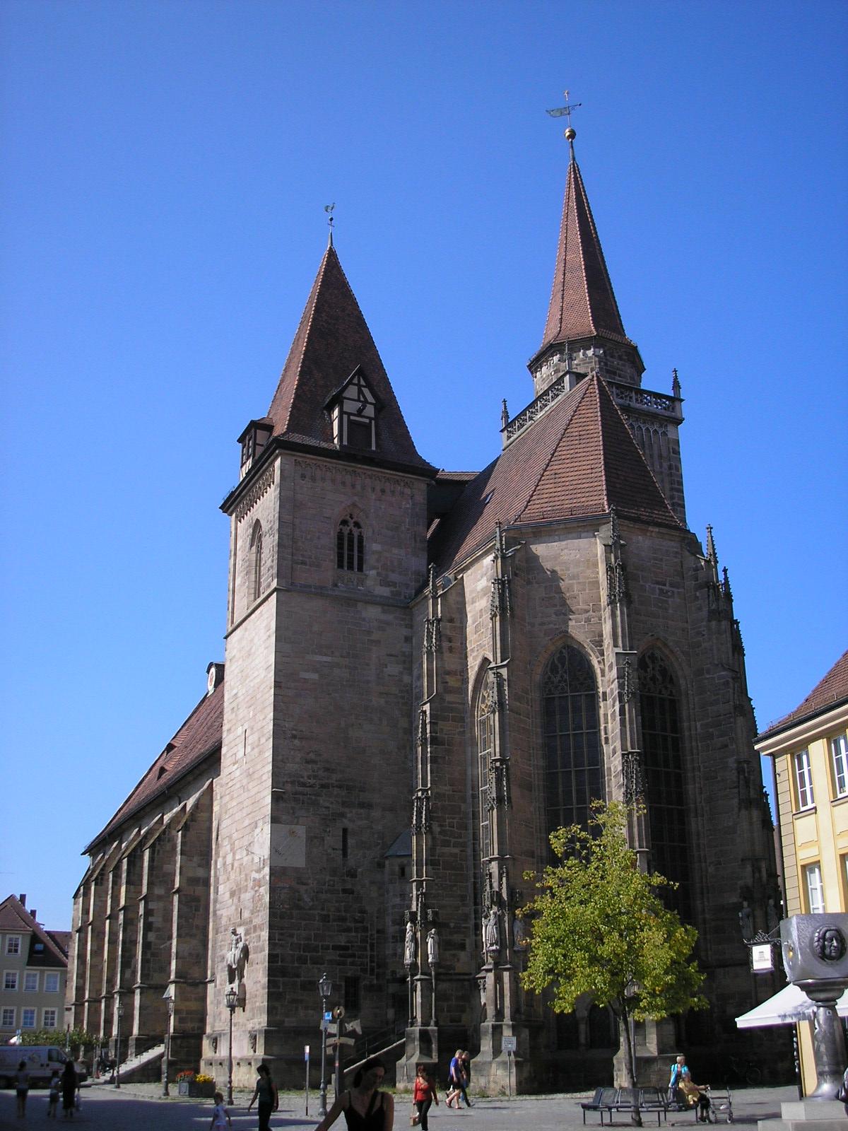 St Johannis Ansbach  Wikipedia