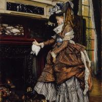 James Tissot oils at auction:  Seven favorites