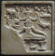 File Yogi. Mold Of Seal Indus Valley