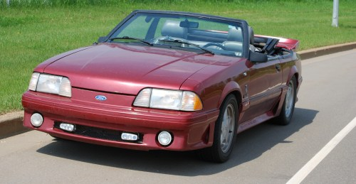 small resolution of 1992 ford mustang frame