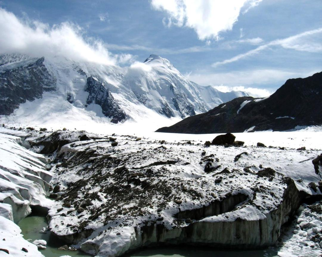 Aletsch Glacier- At Concordia Place- Most surreal places to visit -Part 3
