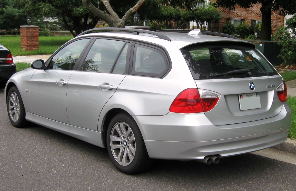 medium resolution of file bmw 328i wagon jpg
