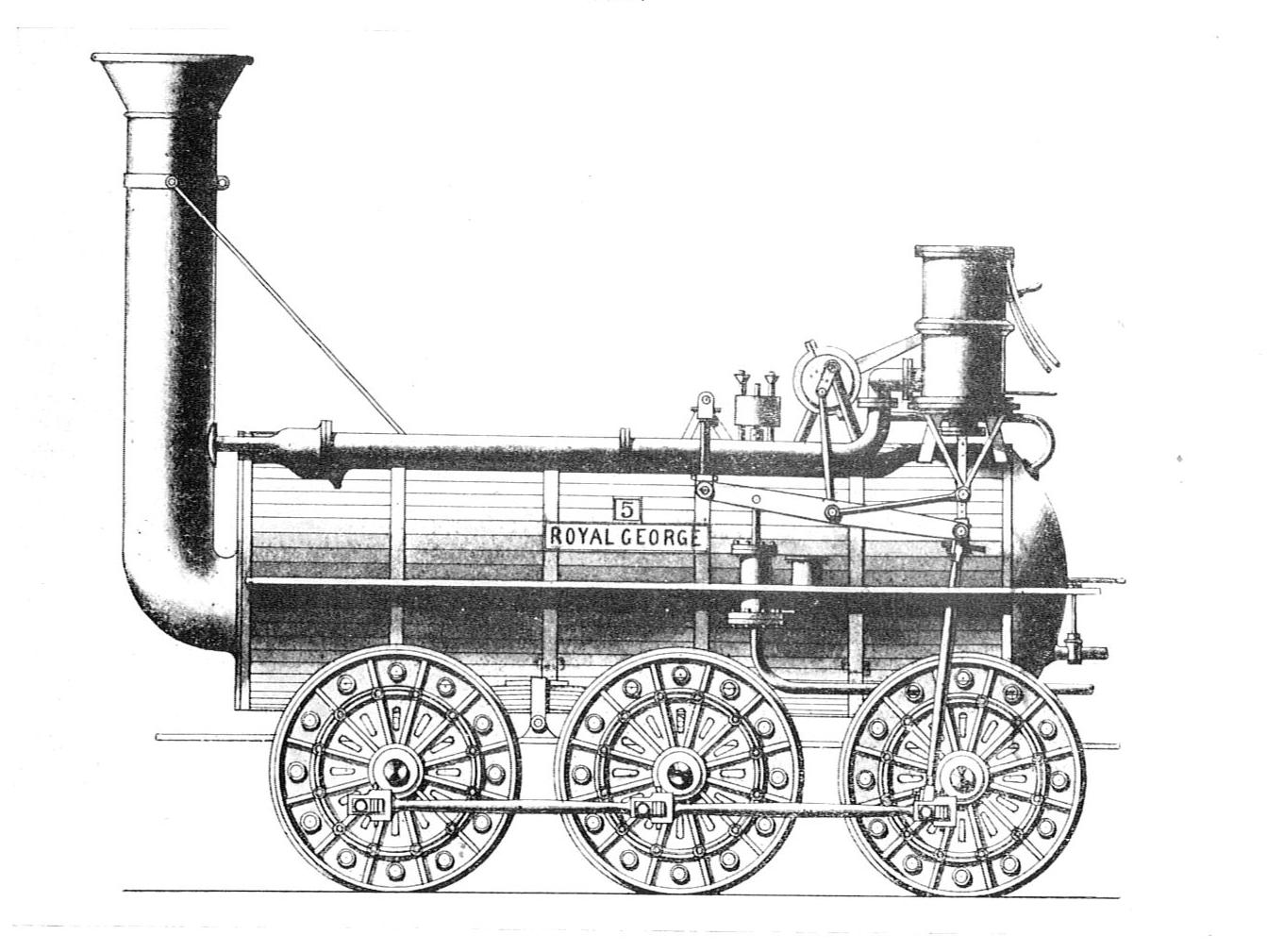 File Hackworth S Royal George British Railway