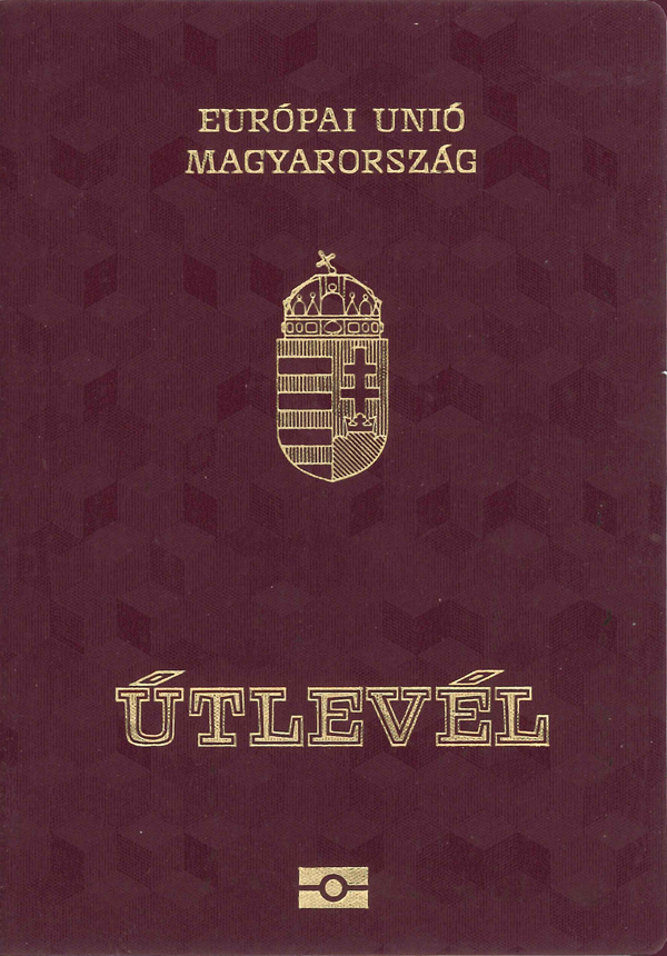 Hungarian passport  Wikipedia