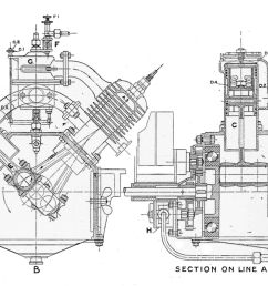 file lamplough s two stroke engine section rankin kennedy modern engines  [ 1550 x 986 Pixel ]