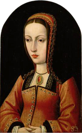 Joanna, Queen of Castile.