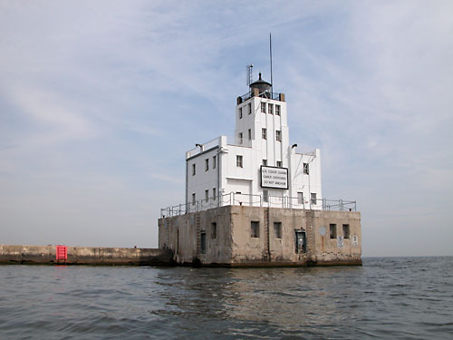 Milwaukee Breakwater Light  Wikipedia