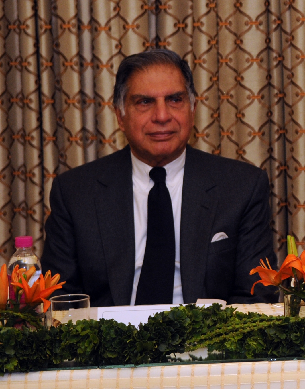 = Ratan Tata, Charmain of the Tata Group