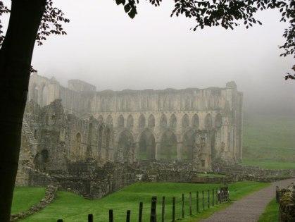 Rievaulx Abbey Yorkshire England