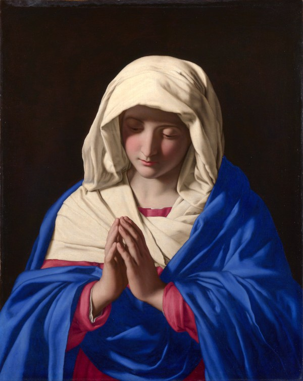 Blessed Virgin Mary Mother of Jesus