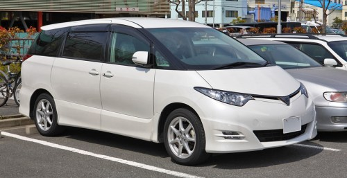 small resolution of toyota previa wikipedia toyota previa plug wiring diagram