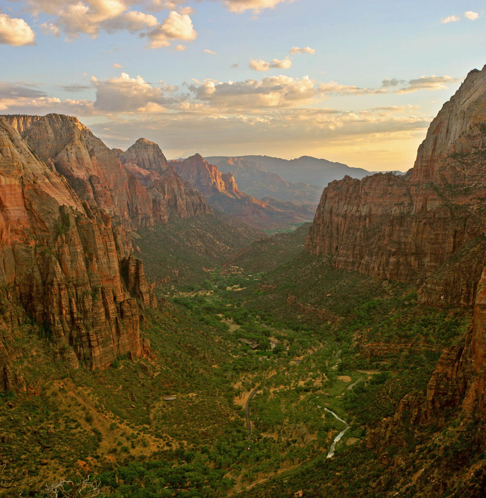 Zion Canyon Angels Landing