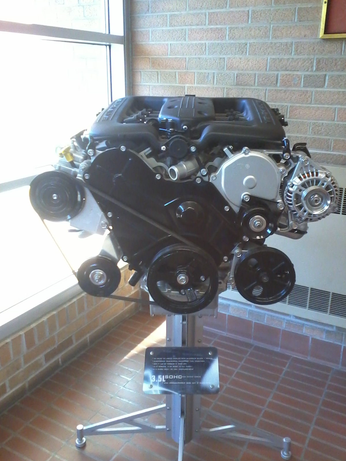 hight resolution of chrysler sohc v6 engine