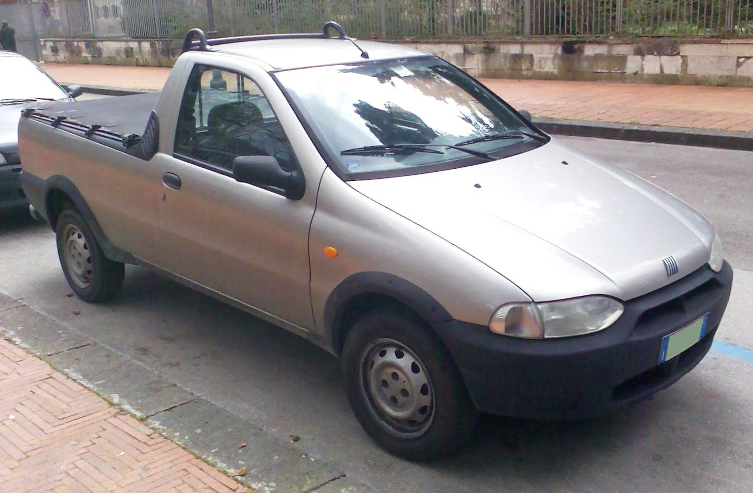 Fiat Strada  Wikipedia